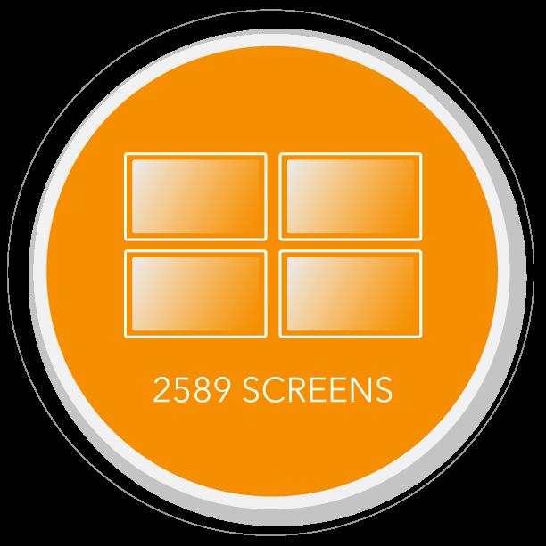 2589 Screens | TQ Group